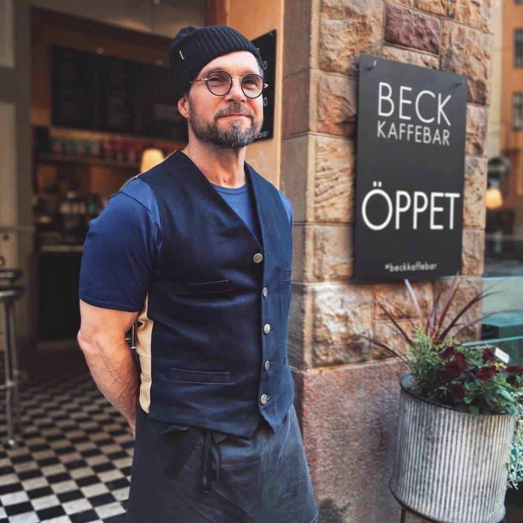Beck kaffebar - ett café på Södermalm